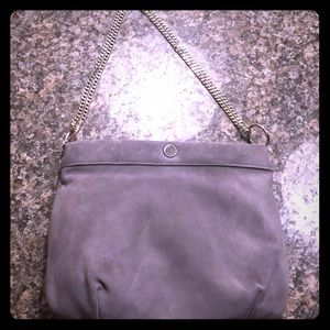 Vintage Suede Bag